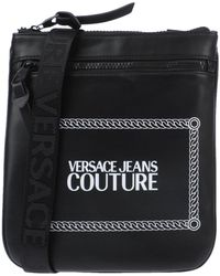 Versace Jeans Couture Cross-body Bag - Black