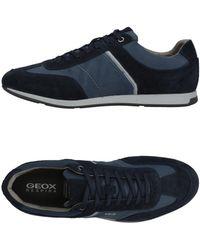 Geox Sneakers & Deportivas - Azul