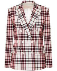 Antonio Berardi Suit Jacket - White