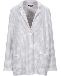 Anneclaire Suit Jacket - Grey
