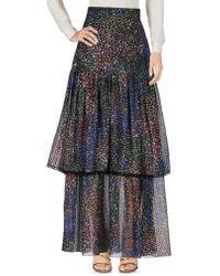 Chloé Long Skirt - Blue
