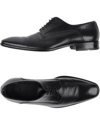 BOSS by Hugo Boss Lace-up Shoe - Black