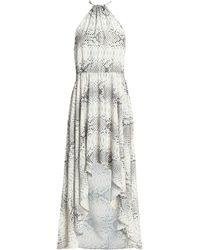 Haute Hippie Kurzes Kleid - Grau
