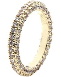 Luv Aj Ring - Metallic