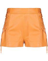Just Cavalli Shorts & Bermuda Shorts - Orange