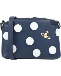 Vivienne Westwood Anglomania Cross-body Bag - Blue