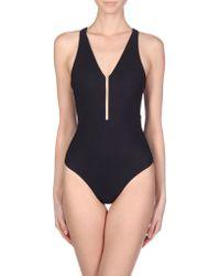 Alexander Wang - One-piece Swimsuit - Lyst