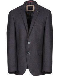 Digel Suit Jacket - Blue