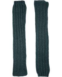 Tru Trussardi Sleeves - Green