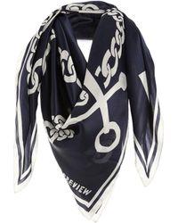 5preview Foulard - Bleu