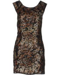 Maison Espin | Short Dress | Lyst