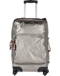 Kipling Wheeled Luggage - Grey