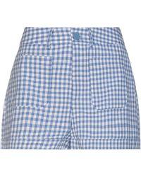 Brigitte Bardot Shorts & Bermuda Shorts - Blue