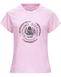 Ermanno Scervino T-shirt - Rosa