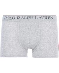 Polo Ralph Lauren Caleçon - Gris