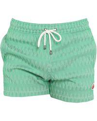 Missoni Boxer da mare - Verde