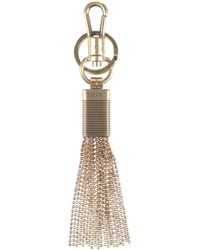 Givenchy Key Ring - Metallic