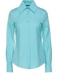 Carla G Shirt - Blue