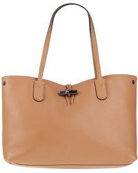 Longchamp Borsa a spalla - Marrone