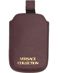 Versace Cover & Hüllen - Braun