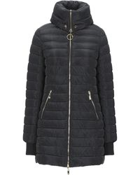 Class Roberto Cavalli Synthetic Down Jacket - Black