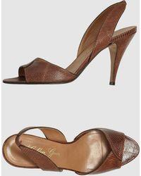 Golden Goose Deluxe Brand - High-heeled Sandals - Lyst