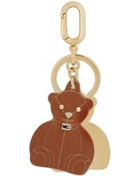 Furla Key Ring - Brown