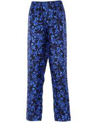 Versace Pijama - Azul