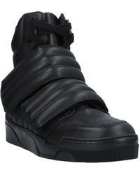 Les Hommes High-tops & Trainers - Black