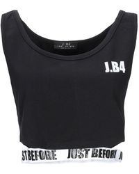 J·B4 JUST BEFORE - Top - Lyst