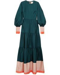 ROKSANDA Vestito lungo - Verde