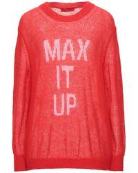 MAX&Co. Pullover - Rojo
