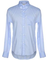 Band of Outsiders Shirt - Blue