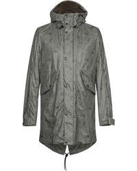 C.P. Company Overcoat - Green