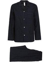 Hanro Pyjama - Bleu