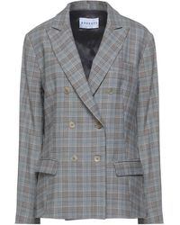 ROSSO35 Suit Jacket - Grey
