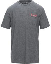 EA7 T-shirts - Grau