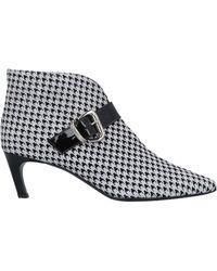 Marc Ellis Ankle Boots - White