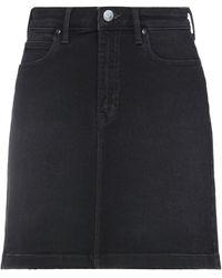 Lee Jeans Jupe en jean - Noir