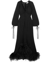 16Arlington Vestito lungo - Nero