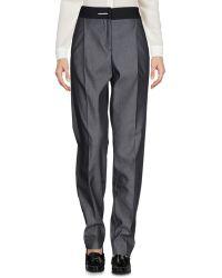Emporio Armani Casual Pants - Black