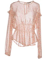 Betty Blue Blouse - Natural