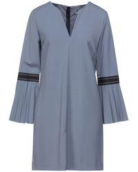 Beatrice B. Short Dress - Blue
