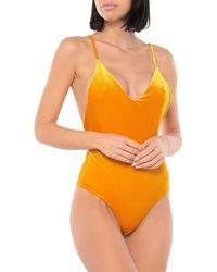 Albertine One-piece Swimsuit - Orange
