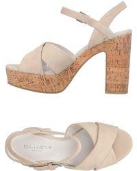 Lumberjack Sandale - Weiß