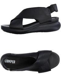 Camper Sandale - Schwarz