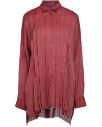 Masnada Camisa - Rojo