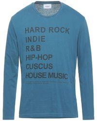 Dondup T-shirt - Bleu