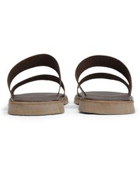 8 by YOOX Sandals - Brown