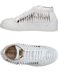 Elisabetta Franchi Sneakers & Deportivas - Blanco